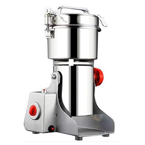 Preisvergleich Produktbild Ayy 700g chinesische Medizin Schleifer elektrische ganze Körner Mühle Pulverfutter Schleifmaschine ultrafeine Kräuter Crusher 110V