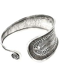 Boutique en ligne 37e09 b72b9 Amazon.es: pulseras plata mujer - 100 - 200 EUR / Pulseras ...