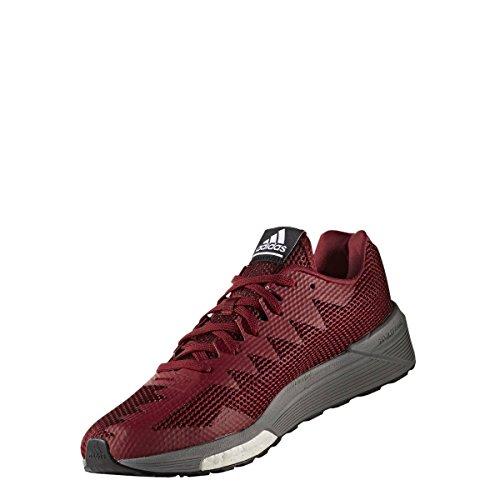 adidas Vengeful M, Chaussures de Course Homme Rouge (Buruni/buruni/energi)