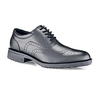 Shoes For Crews Executive Wingtip Ii - Ce Cert Herren Arbeits- und Schuhe,  Schwarz 8956e74ef2