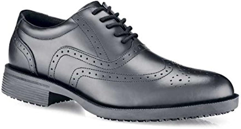 Shoes For Crews Executive Wingtip II-CE Cert, Calzado de Protección para Hombre