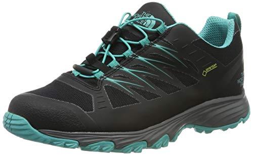 The North Face W Venture Fastlace GTX, Stivali da Escursionismo Donna, Nero (TNF Black/Ion Blue C5V), 38 EU