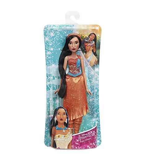Hasbro E4165ES2 - Disney Prinzessin, Schimmerglanz Pocahontas, Puppe