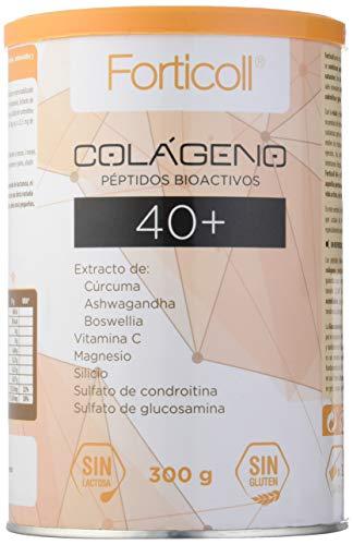 Forticoll Colágeno Bioactivo 40+ - 300 gr.