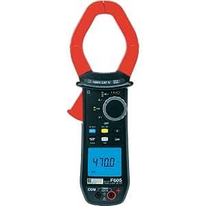 Pince multimètre Chauvin Arnoux F605-Pince ampèremétrique