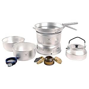 Trangia 25-2 UL Cookset with Kettle and Spirit Burner