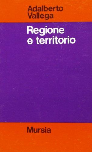 Regione e territorio