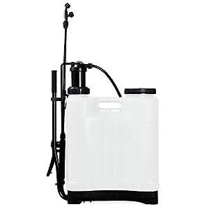 Genérico ….op Ga Weed Sprayer – Mochila con pulverizador a presión, 12 L, mochila de crop Garden 12 L