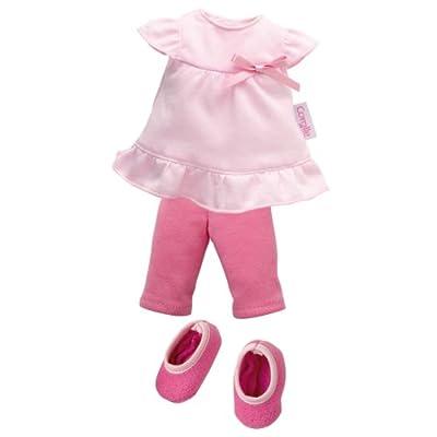 Corolle W0529 - Pijama en color rosa para muñecas de 33 cm por Corolle