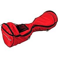 """SmartGyro Serie X BAG RED - Bolsa de Transporte hoverboard 6,5"""" para patin eléctrico, color Rojo"""