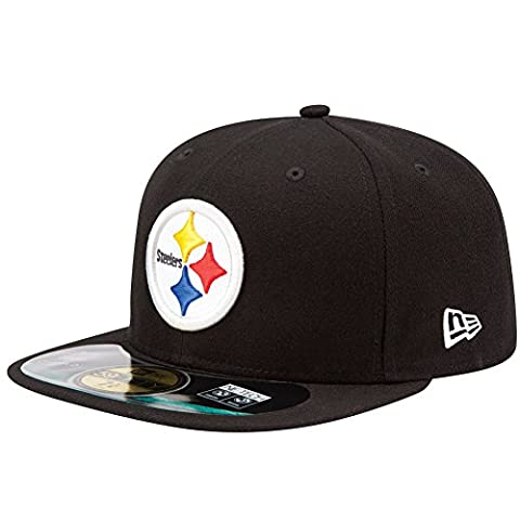 New Era Cap - NFL ON FIELD Pittsburgh Steelers noir