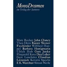 MonoDramen: 15 Stücke