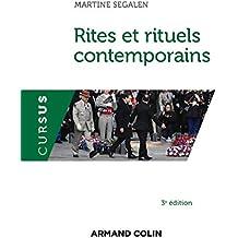 Rites et rituels contemporains - 3e éd.