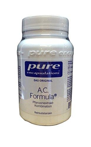 A.C. Formula® 60 Kapseln pure encapsulations