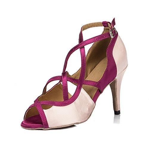 Miyoopark , Salle de bal femme Pink-8.5cm heel