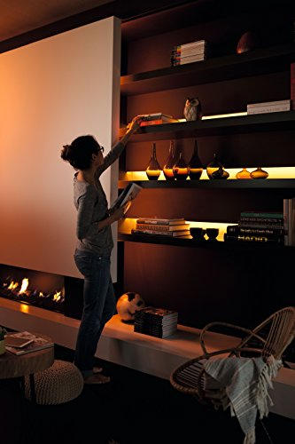 Philips Hue LightStrip+ 16 Mio Farben (Basis Set ohne Bridge), EEK A, 2m, flexibel erweiterbar, ultrahell max 1600 Lumen - 5