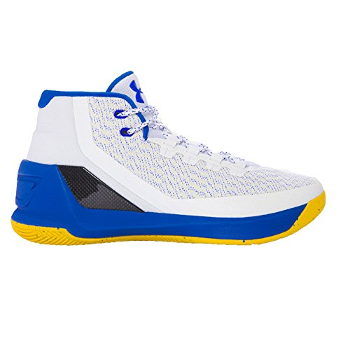 Under Armour - Chaussure de Basketball Under Armour Stephen Curry 3 Dub Nation away home Pointure - 42
