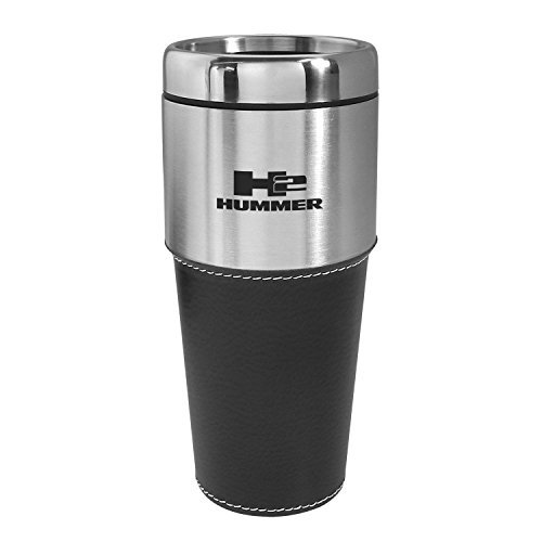 hummer-h2-black-leather-stainless-steel-tumbler-by-au-tomotive-gold-inc