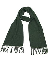 Lovarzi Wolle Schal für Männer und Frauen - Winter Schals - Hergestellt in Italien