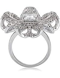 Shaze Ring for Women (Silver) (A08549)