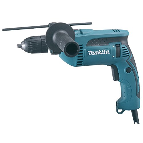 Makita HP1641 680 W 110 V Percussion Bohrer mit Schnellspannbohrfutter (Power Corded Tool Drill)
