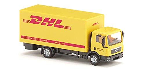Siku 7427 - Fahrzeug - Koffer-Lastkraftswagen (MAN TGL)