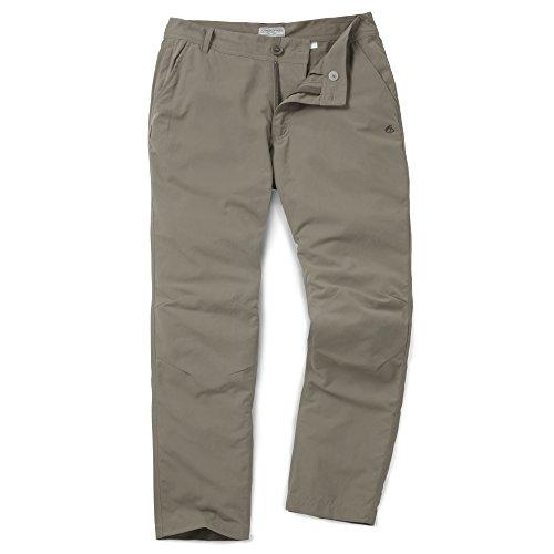 Craghoppers NosiLife - Mercier T- Pantaloni da viaggio - Uomo Ciottolo