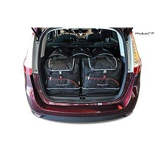 Kjust Carbags MASSGESCHNIEDERTE Reise-AUTOTASCHEN FÃœR Renault Grand Scenic, IV, 2013- CAR FIT Bags