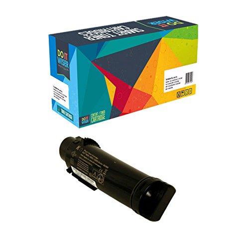 Preisvergleich Produktbild Doitwiser ® Dell H625cdw H825cdw S2825cdn Kompatible Toner Schwarz Hohe Seitenleistung - 593-BBSB