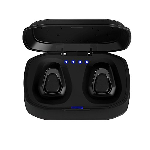 OPAKY Sport Ohrhörer Headset Bluetooth HiFi In-Ear-Stereo-Kopfhörer,für iPhone, iPad, Samsung, Huawei,Tablet usw