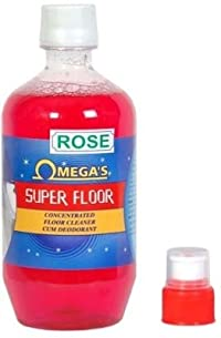 SUPERFLOOR - ROSE Floor Cleaner Cum Deodorant