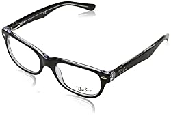 Ray-Ban Full Rim Square Unisex Spectacle Frame - (0RY1555352946|46)