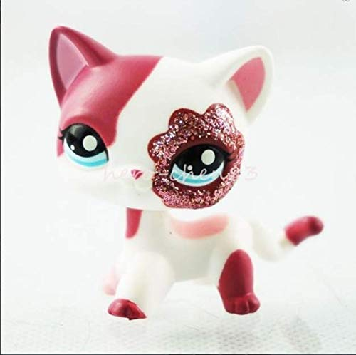 61f2fef84e Great gifts store littlest pet shop Animal Pet Cat Collection Child Girl  Boy Figure Toy Loose