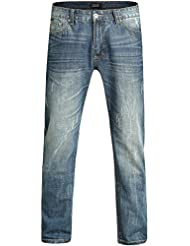 SSLR Jeans Relaxed - Straight leg - pour Homme