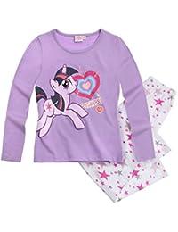 My Little Pony Pijama púrpura
