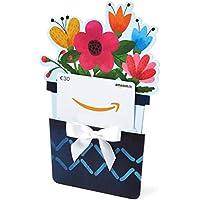 Amazon.de Geschenkkarte in Geschenkschuber (Blumentopf) - mit kostenloser Lieferung per Post