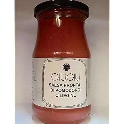 Salsa pronta di pomodoro ciliegino - GIU'
