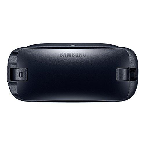 Samsung SM-R323NBKAXEF New Gear VR, Visore realtà virtuale, schermo super AMOLED, Nero