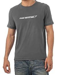 TEXLAB - Stark Industries Logo - Herren T-Shirt