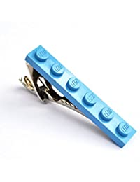 SJP Cufflinks LEGO® - Clip para corbata, color azul