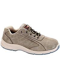 KAPRIOL–Zapato de calle de seguridad, empeine bajo, S1–P HRO SRA.