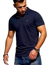 JACK & JONES Herren Poloshirt Polohemd Shirt Basic Polo Taxis