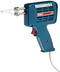 Ueznirn L/ötkolben Set 130W Automatische L/ötstation L/ötpistole Digitale LED Soldering Iron Regelbar Temperatur 90-480℃ L/ötset mit 5 L/ötspitzen L/ötzinn Entl/ötpumpe Pinzette