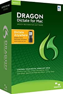 Dragon Dictate 3.0: Mobile (Mac)