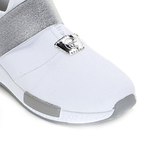 Estrada'sport Scarpe&Scarpe - Slip-On Donna Blanc