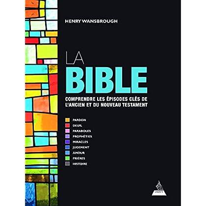 La Bible : Comprendre les épisodes clés de l'Ancien et du Nouveau Testament