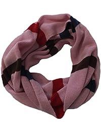 Amazon.it  scaldacollo e sciarpa - Rosa   Sciarpe   Sciarpe e stole ... a5fe3ba4e2f5