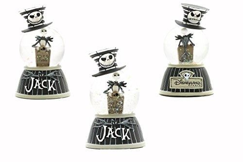 DISNEY NIGHTMARE BEFORE CHRISTMAS JACK SKELLINGTON SCHNEEKUGEL SNOW GLOBE (Disney Jack)