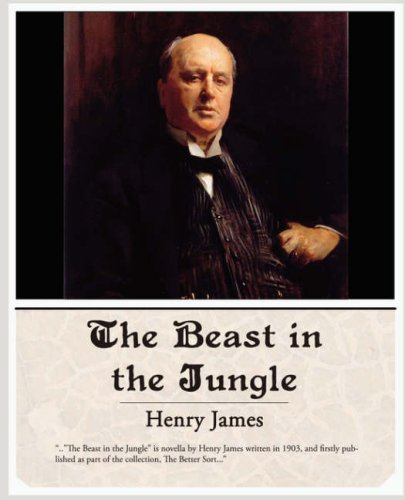 The Beast of the Jungle Cover Image