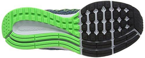Nike Air Zoom Pegasus 32, Scarpe da Ginnastica Donna Turquesa (Dp Ryl Bl/Blk-Ghst Grn-Vltg Gr)